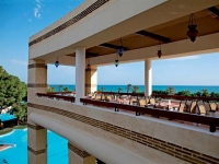 TTH Blue Collection Belek (ex. Joy Sillyum Golf Resort   Marek Villas) - Терраса