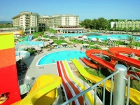 Mukarnas Resort   SPA Hotel - горки