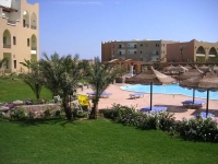 The Three Corners Palmyra Resort - территория
