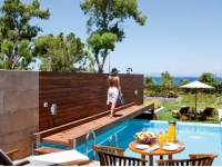 Amathus Beach Hotel Rhodes - Elite suite with pool and garden