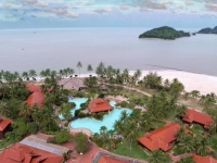 Meritus Pelangi Beach Resort - Вид на отель