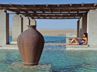 Bab Al Shams - pool