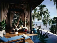 Four Seasons Resort Samui - Терасса