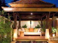 Melati Beach Resort   SPA - Pool villa
