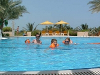 Al Hamra Fort Hotel   Beach Resort - Бассейн отеля