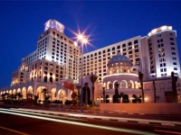 Kempinski Hotel Mall of the Emirates - Вид отеля