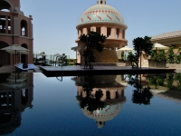 Kempinski Hotel Mall of the Emirates - Вид из отеля