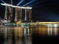 Marina Bay Sands - отель