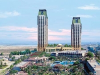 Habtoor Grand Resort   Spa - Вид на отель