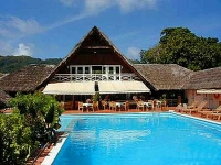 La Digue Island Lodge - бассейн