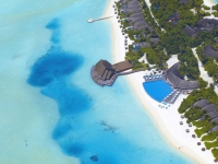 Anantara Dhigu Resort   Spa - Вид