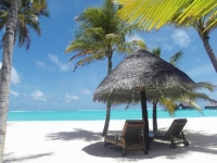 One Only Reethi Rah - пляж