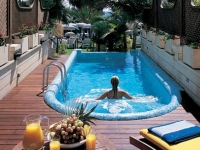 Amathus Beach Hotel Limassol - Junior suite private pool