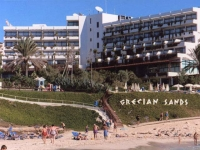 Grecian Sands Beach Hotel - вид