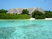 The Island Hideaway at Dhonakulhi Maldives - Вилла